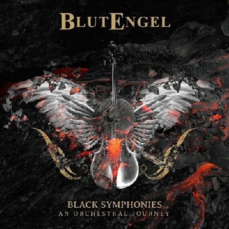 BLUTENGEL-BLACK-SYMPHONIES-DELUXE-EDITION-CD-DVD-NEUF